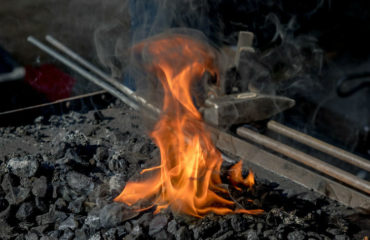 Pódcast HistorHilando. T1E2 Hisoria del acero de Damasco contra el acero de Toledo 5