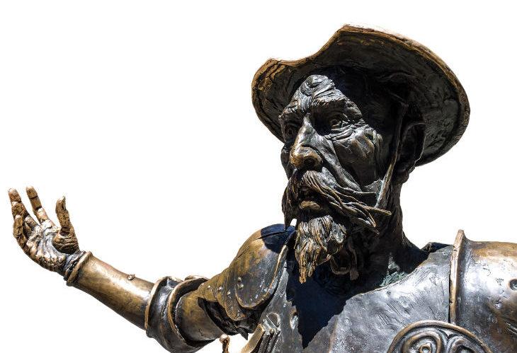 Pódcast HistorHilando. T1E4 Miguel de Cervantes: historia, leyenda y misterio.
